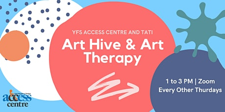 Art Hive & Art Therapy tickets