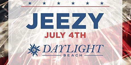Jeezy at Daylight Beach Club - 4th of July Pool Party tickets