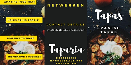 Let's talk business over TAPAS tickets
