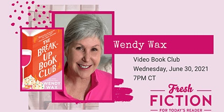 Video Book Club with Author Wendy Wax tickets