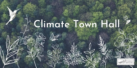 Burnaby By-Election Climate Town Hall tickets