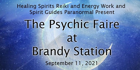 The Psychic Faire at Brandy Station tickets