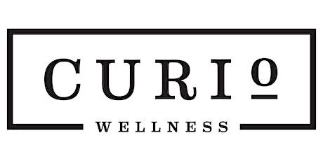 Curio Wellness Sunday Yoga - Awakening/ Energy tickets