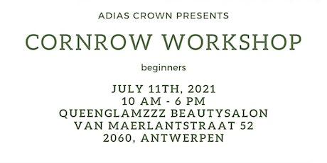 Workshop : Vlechten voor beginners tickets