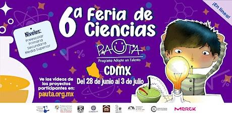 Feria PAUTA CDMX 2021 entradas