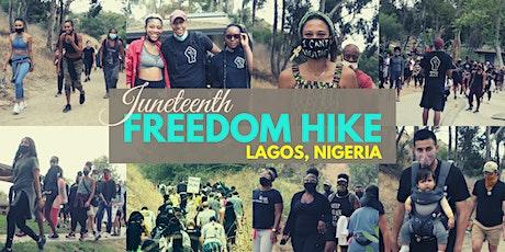 Global Freedom Hike  (LAGOS) tickets
