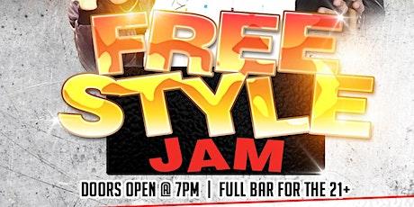 Freestyle Jam tickets