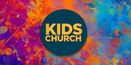 Kids Church - zo. 20 juni tickets