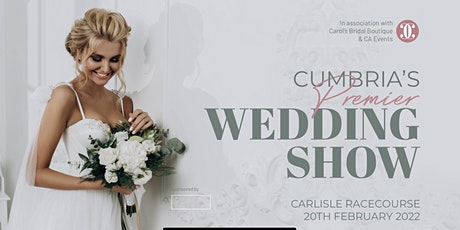 Cumbria's Premier Wedding Show tickets