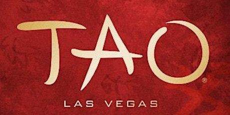 Tao Nightclub Las Vegas tickets