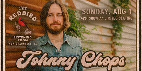 Johnny Chops of The Randy Rogers Band @ The Redbird - 4 pm tickets