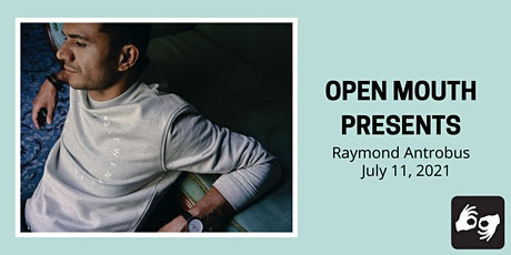 Open Mouth Presents: A Writing Workshop with Raymond Antrobus tickets
