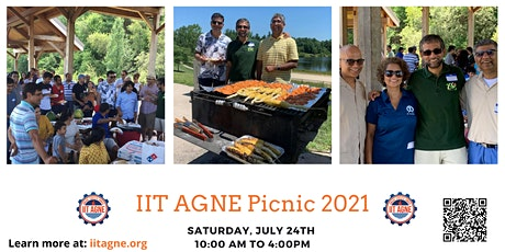 ANNUAL IIT ALUMNI AND FRIENDS PICNIC 2021 tickets
