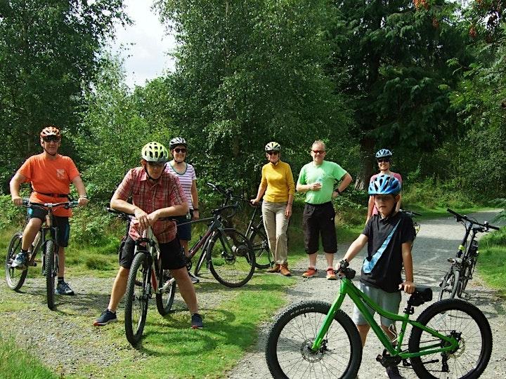 Summer Ride: Heathhall Forest image