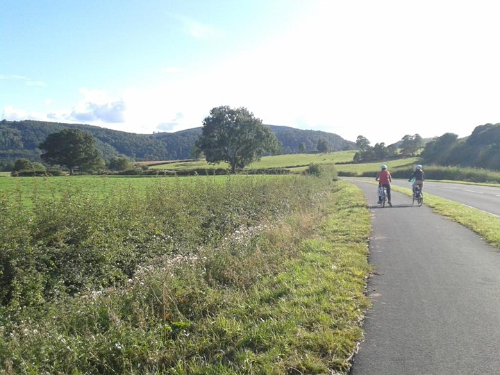Summer Ride: Mabie Forest image