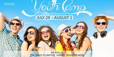 Word of Life Church Summer 2021 Youth Camp tickets