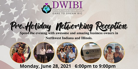 DWIBI Holiday Networking Reception tickets