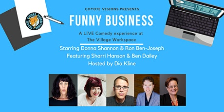 Funny Business at the Village tickets