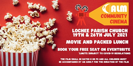 Family Community Cinema - Lochee tickets