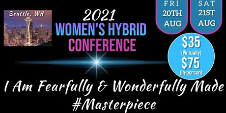 2021 Women's Hybrid Conference tickets