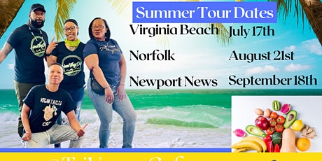 (VA Beach) TriVegan Experience Tour tickets