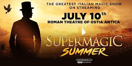 SUPERMAGIC ESTATE 2021 Live @ Roman Theatre of Ostia Antica tickets