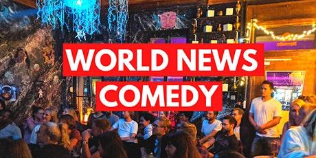 Comedians vs THE NEWS #2 Tickets
