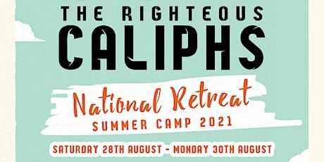 AICP UK National Summer 2021 Retreat tickets