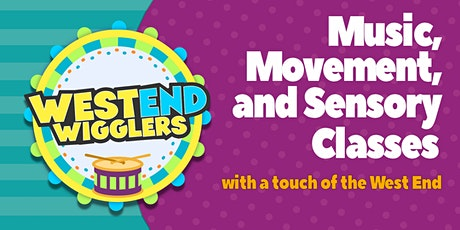 West End Wigglers - Toddlers Group (age 1-3) tickets