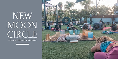 New Moon Circle (yoga & sound healing) tickets