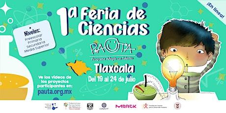 Feria PAUTA Tlaxcala 2021 boletos