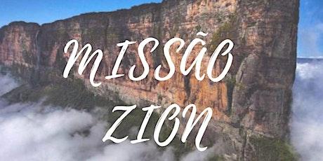 MISSÃO ZION ingressos