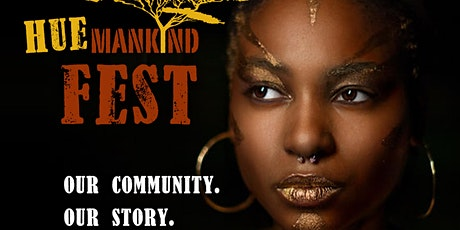 AWỌ presents HUEmankind Fest 2021: Our Community. Our Story (Day 2) tickets
