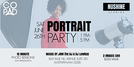 Portrait Party tickets