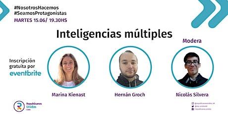 Educación: Inteligencias múltiples entradas