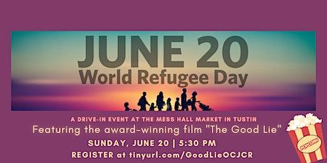 World Refugee Day Drive-In Movie tickets