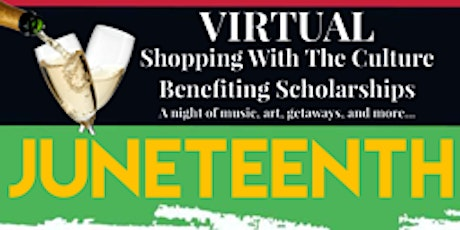 The PM Hour: Shopping With The Culture Benefitting Scholarships tickets