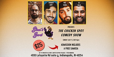 Comedy Night Live Indianapolis tickets