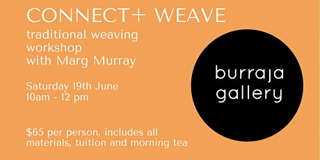 Connect + Weave tickets