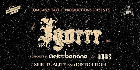 IGORRR:  Spirituality and Distortion North American Tour 2022 tickets