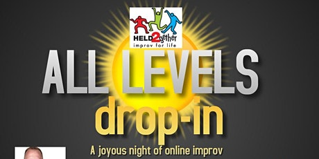 All Levels Improv Drop-In tickets