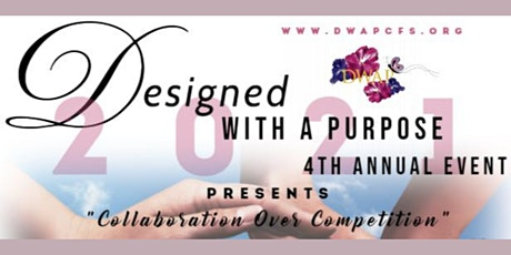 4th Annual Designed With A Purpose Event tickets