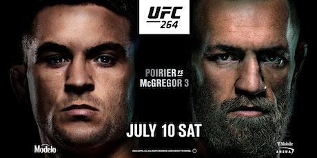 UFC 264 POIRIER VS. MCGREGOR 3 tickets