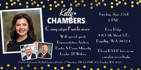 Kelly Chambers Campaign Fundraiser tickets