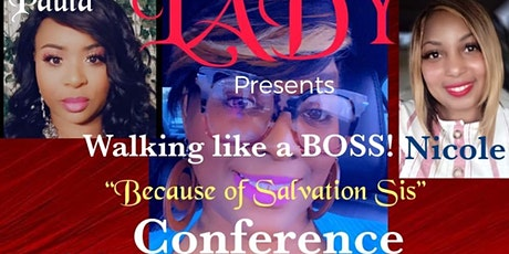 LADY presents BOSS Conference tickets