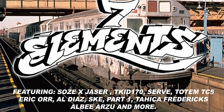 7 ELEMENTS tickets