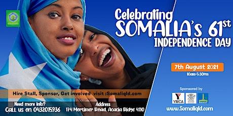 Celebrating Somalia's 61st Independence 2021 tickets