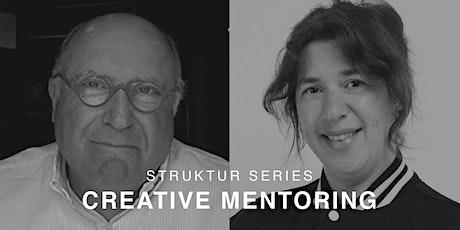 Struktur Series : Creative Mentoring tickets