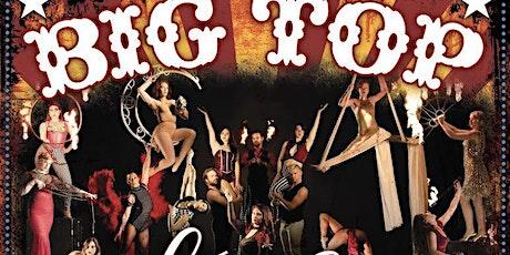 Big Top Tease: Cosplay Carnival! tickets
