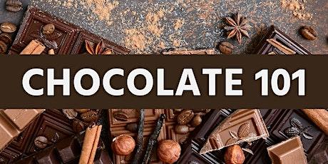 Chocolate 101 tickets